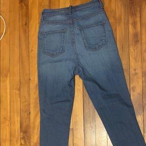 Fashion nova high waist jeans (NWT) size W28, 9